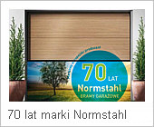 Normstahl Entrematic - 70 lat marki Normstahl