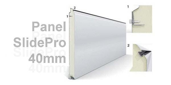 Panel bramy SlidePro